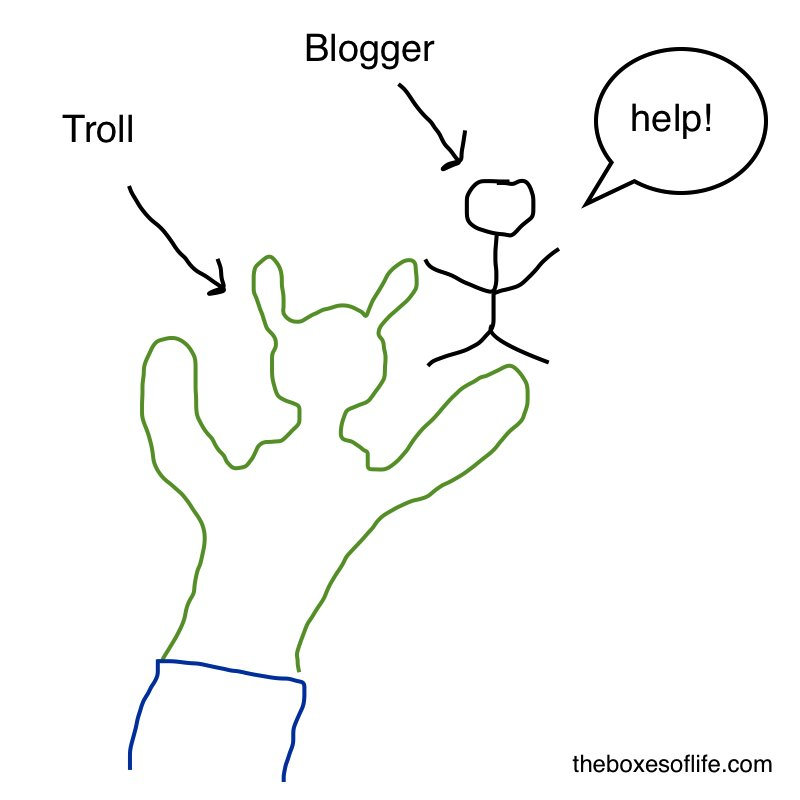Internet Troll, look out!