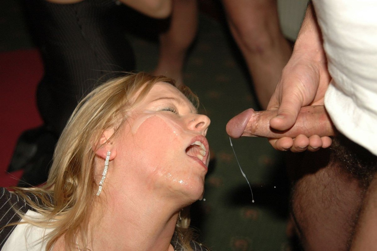 milf sperm shots