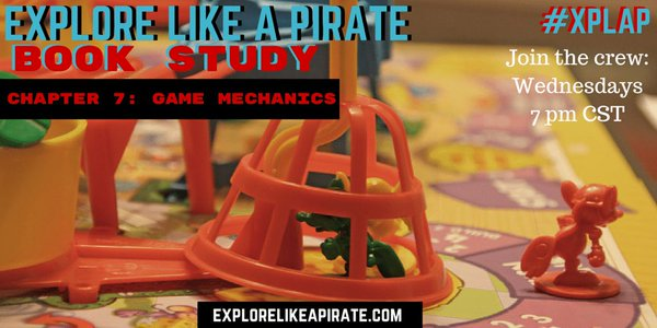 Welcome to #XPLAP book chat! Excited to dive into Game Mechanics part 2! Please introduce yourself! https://t.co/TMpp04Mfrh