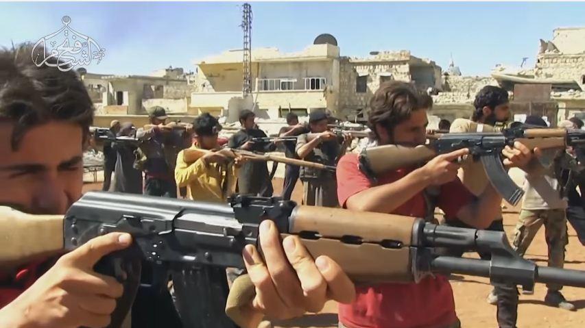Так сколько же боевиков умеренной оппозиции в Восточном Алеппо?