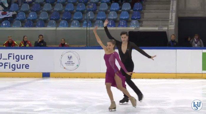 Анастасия Шпилевая - Григорий Смирнов/ танцы на льду - Страница 7 CuE0Q8IUsAABZX1