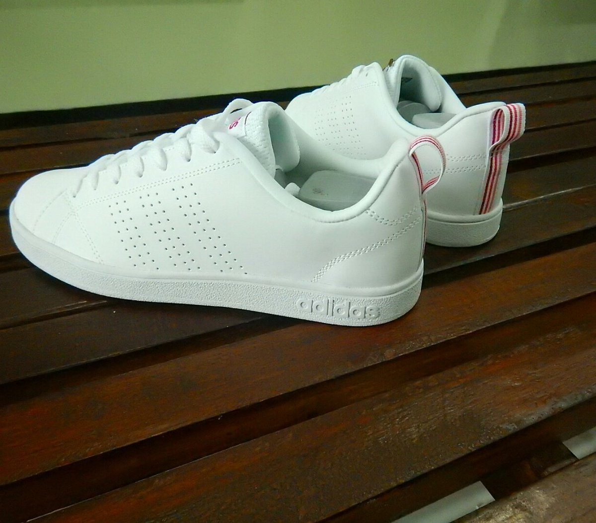 Pegashoes Bandung On Twitter Adidas Neo Advantage Clean Size 395 Full White Original Made In Indonesia Box Replaced Adidasneoadvantage Neoadvantage