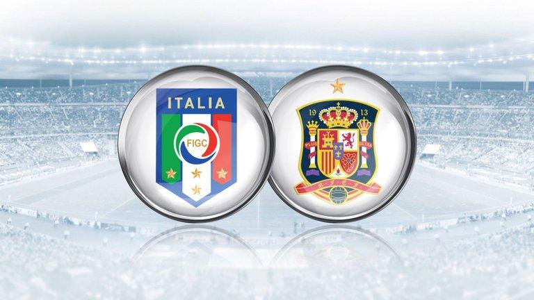 Italia vs Tây Ban Nha