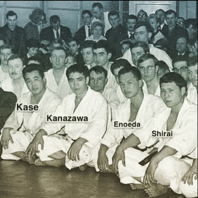 legend of Taiji Kase (@KaseLegend) | Twitter
