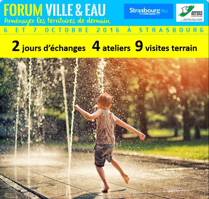 Bienvenue au Forum #VilleetEau pour 2 jours d'échanges ! https://t.co/Ev9aALsFuR