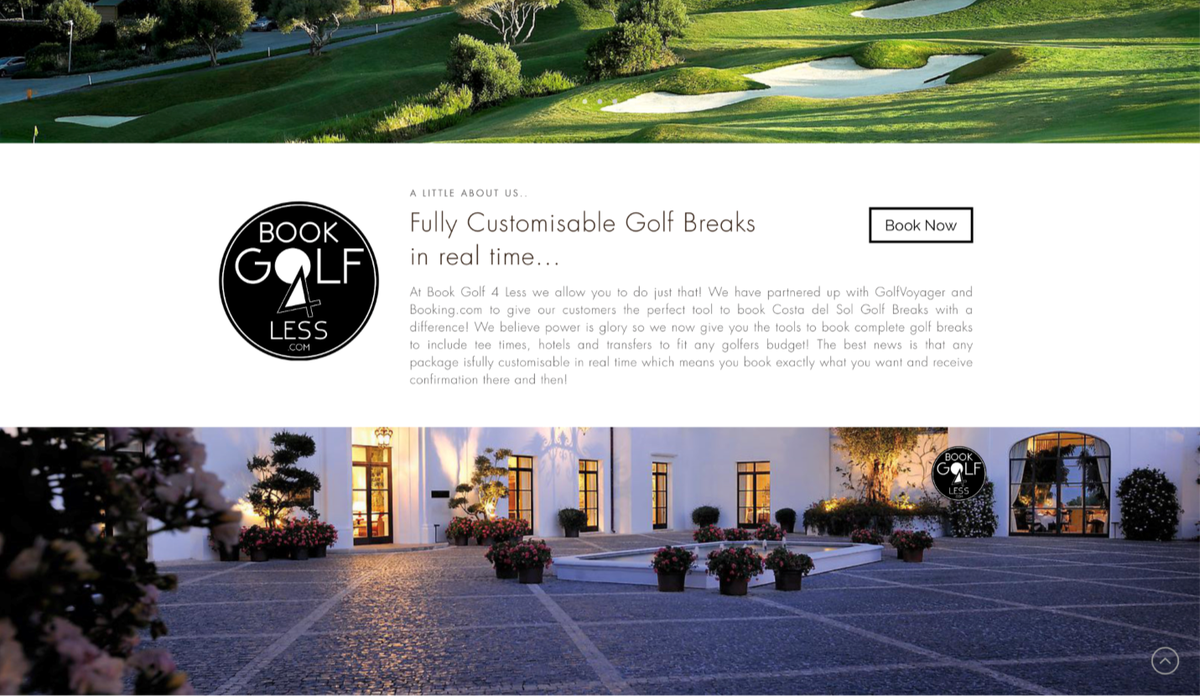 Golf 4 Less >> Book Golf 4 Less Our Booking Website Is Live