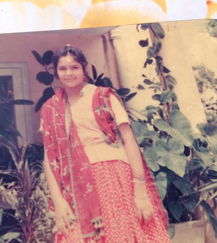 Can You Guess Which Popular Bollywood Actress This Is From This Childhood  Picture?