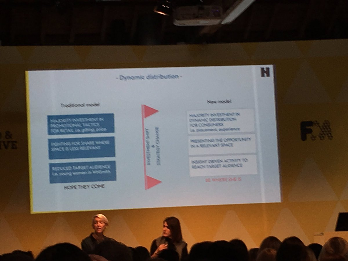The journey of change at @Cosmopolitan - dynamic pricing; be where the Cosmo consumers are... #fom16 https://t.co/71Kong9ZJS