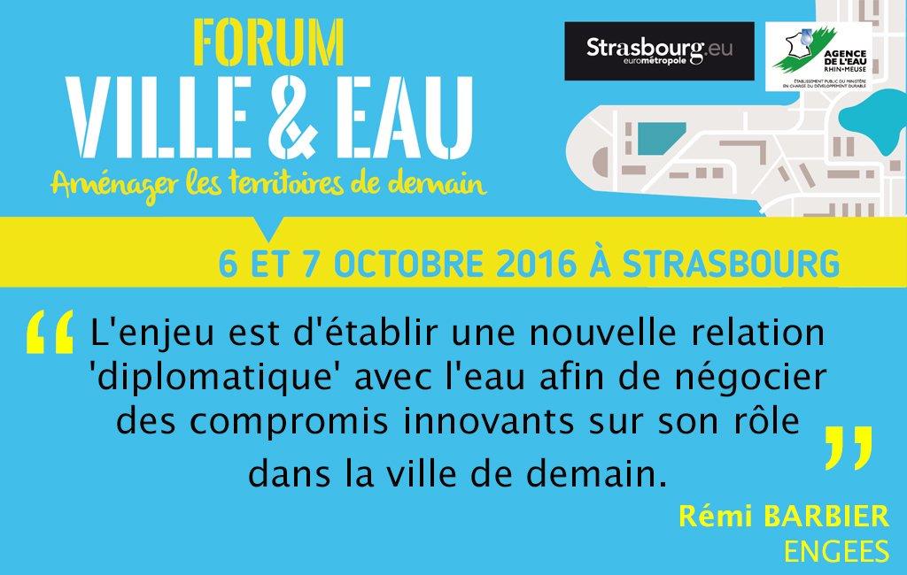 Rémi Barbier, @irstea : nécessité de construire de nouveaux rapports à l'eau #villeeteau https://t.co/Ku7AQUJWRs