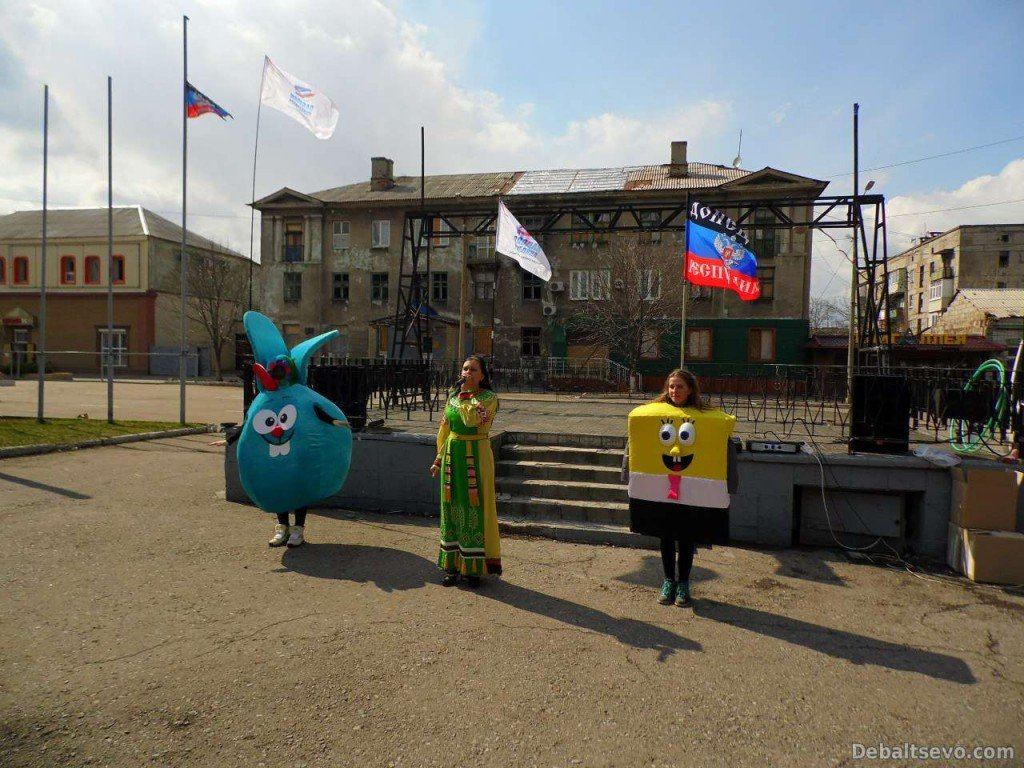 Порошенко подписал указ о праздновании в 2016 году Дня достоинства и свободы - Цензор.НЕТ 8834