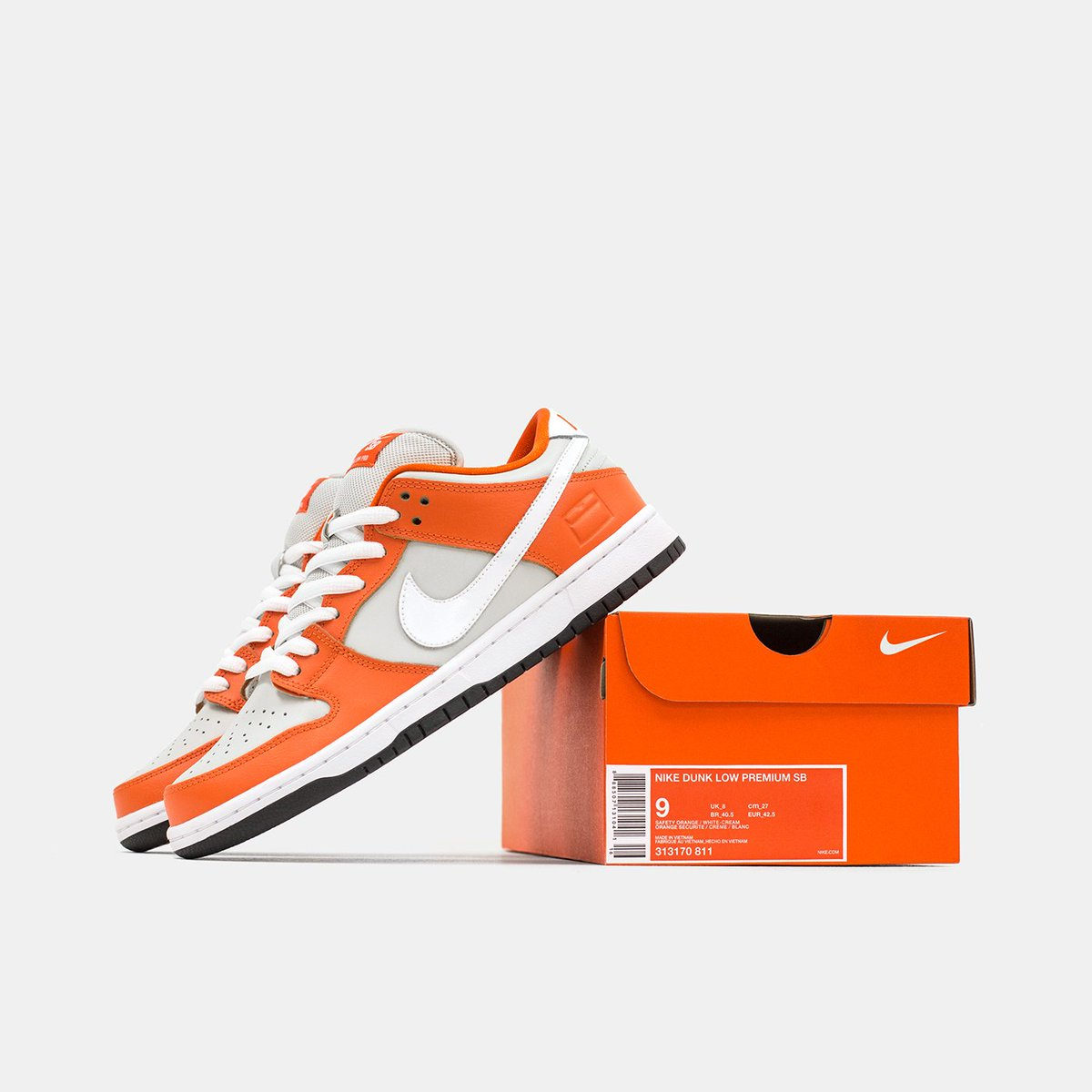 The Nike SB Dunk Low Premium