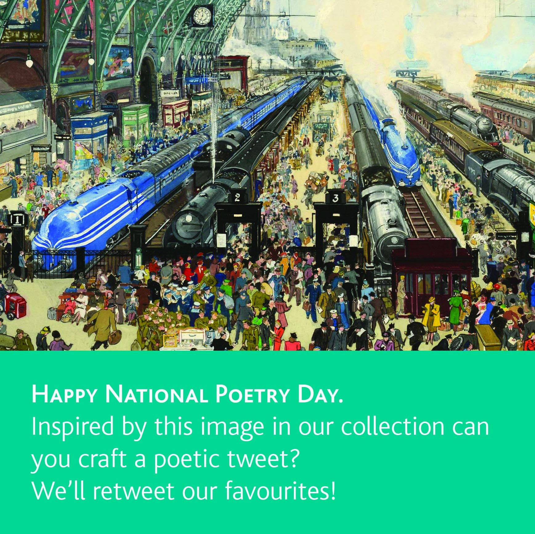 Thumbnail for National Poetry Day