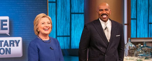 LEAKED MEMO: Steve Harvey provided Hillary Clinton with EVERY QUESTION before interview https://t.co/wNpy1ginsp https://t.co/63agrD28Z0