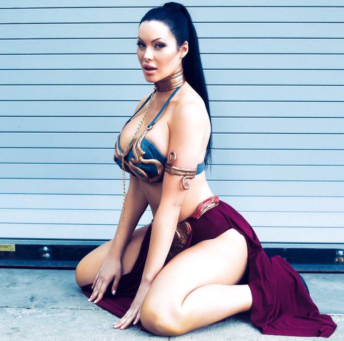 Topless Young Veronika Black naked photo 2017