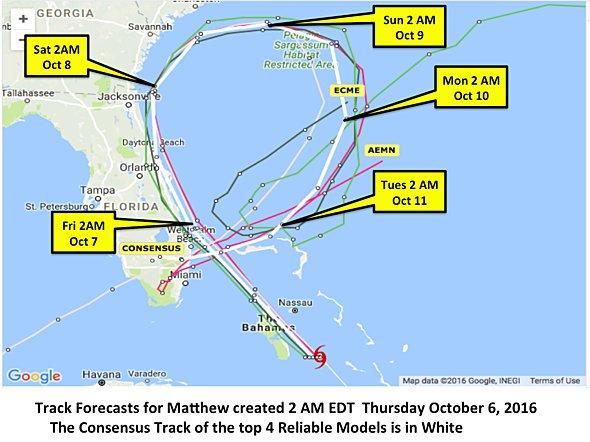 Hurricane Matthew Southeast Coast Discussion Thread - Page 3 CuFTnLFWIAAHiw_