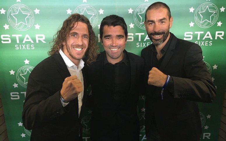 Gerrard, Pires, Okocha : voici le Star Sixes, un tournoi international de légendes https://t.co/vIyb33n469