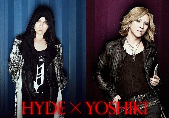 HYDE YOSHIKI