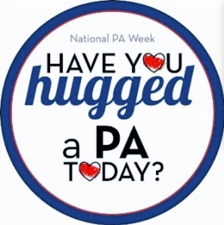 Happy 1st day of #PAweek to the 120,000+ #PhysicianAssistants & #PAStudents all over the world! https://t.co/MFjmLp8IQf