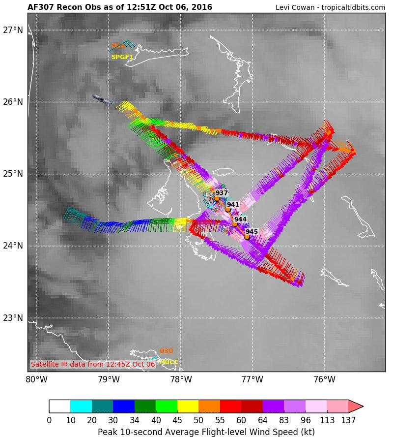 Hurricane Matthew Southeast Coast Discussion Thread - Page 2 CuFiJTDW8AE88b0