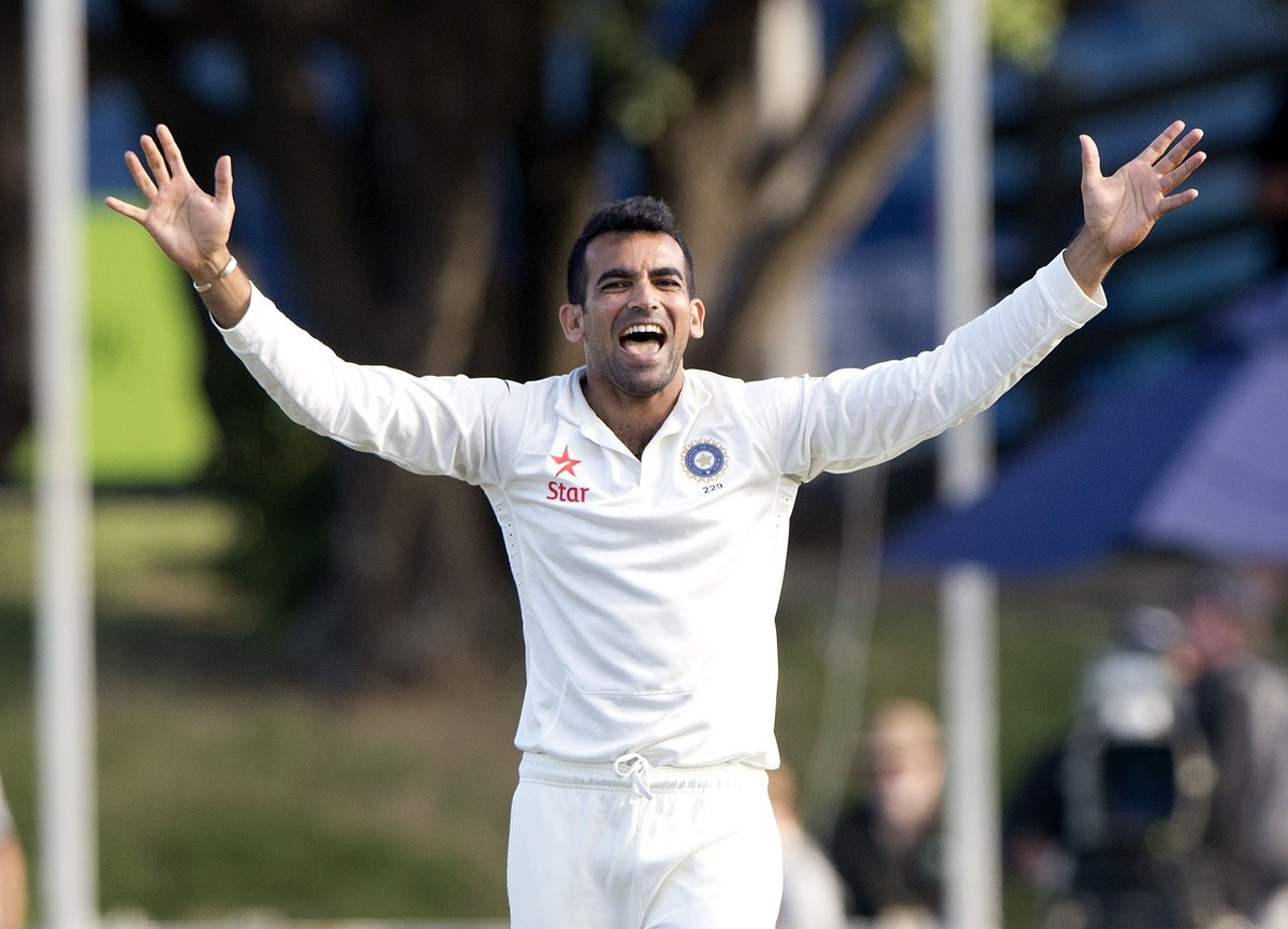 Happy Birthday to Zaheer Khan