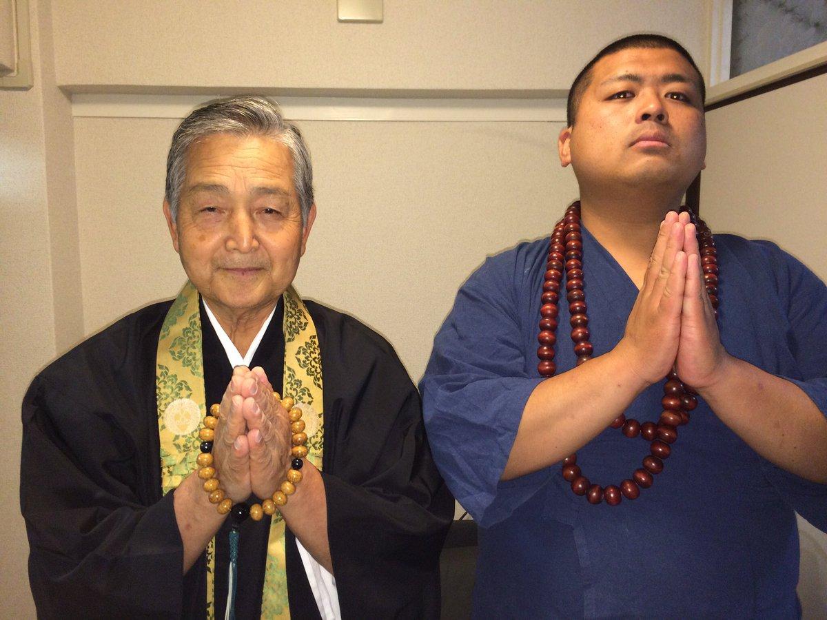 10月21日のナイトスクープに親父(左)が出ます。 https://t.co/3vxKIPppRa