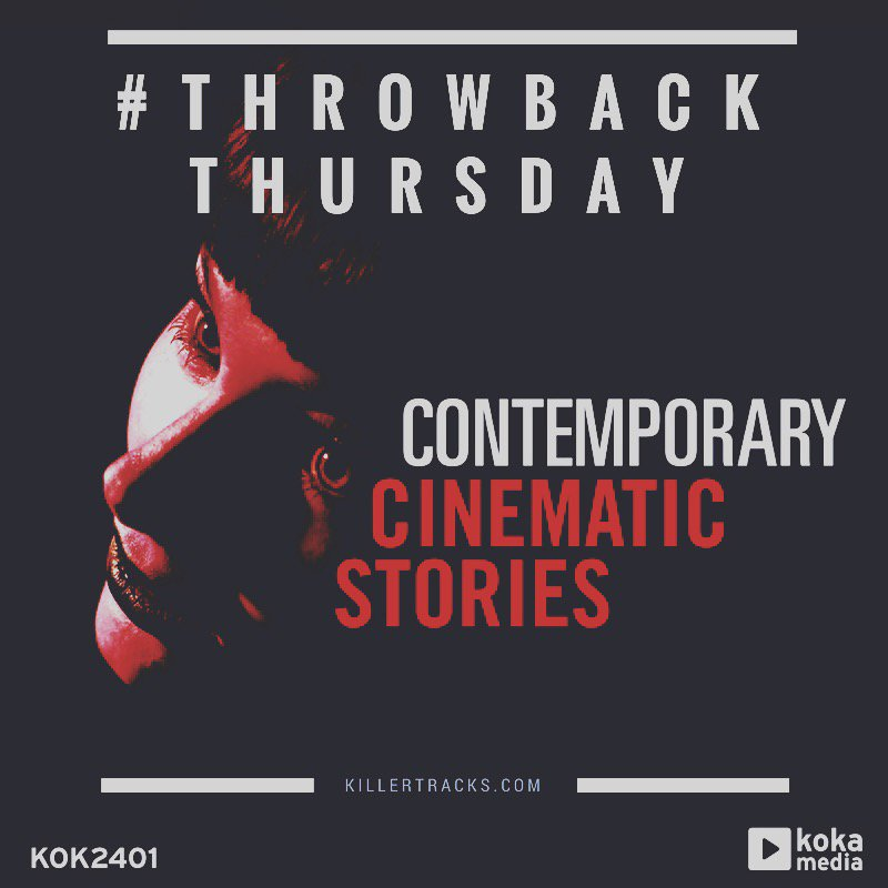 What&#39;s YOUR #story? #tbt to KOK2401 #Contemporary #Cinematic Stories  http:// bit.ly/kok2401  &nbsp;   #Orchestral hybrids ft. synths &amp; acoustic drums <br>http://pic.twitter.com/tLZJVlbmmV