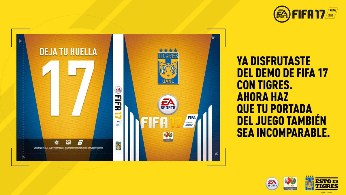 Club Tigres Oficial On Twitter Te Invitamos A Descargar La Portada