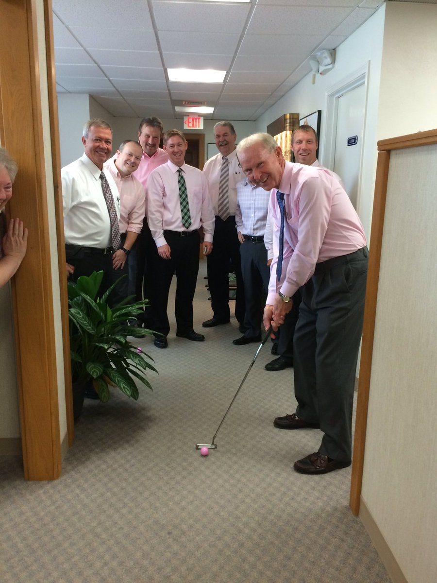 Office Putting Contest