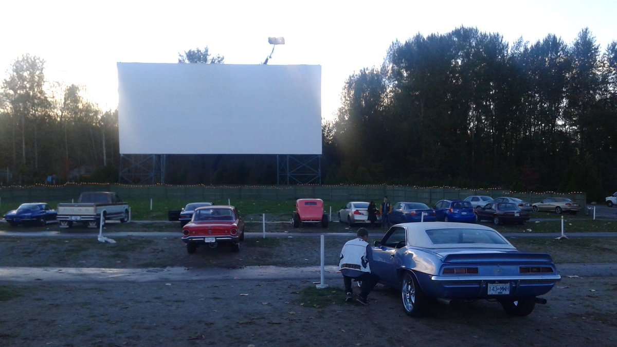 Image result for twilight drive in