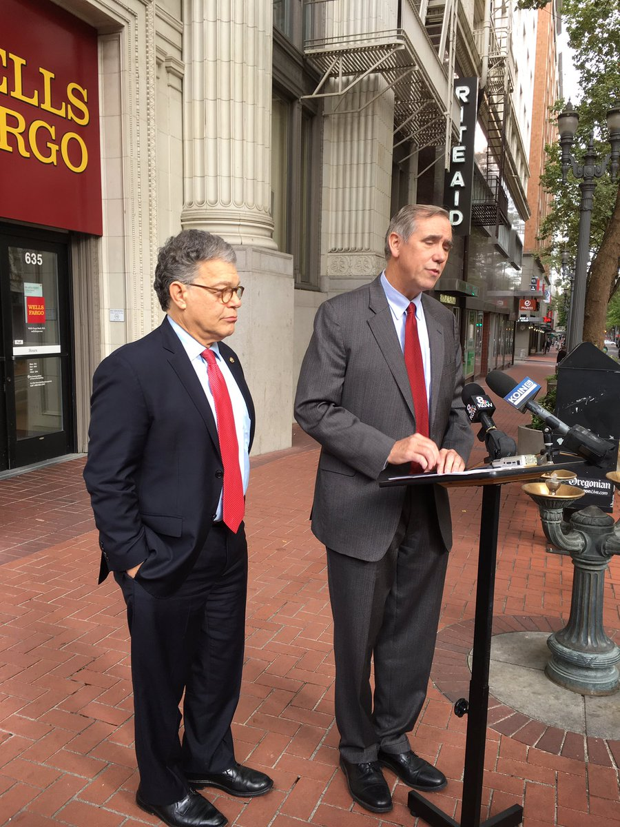 """""""The American people deserve to know what really went on at Wells Fargo."""" @SenJeffMerkley https://t.co/aYscZBKAA2"""