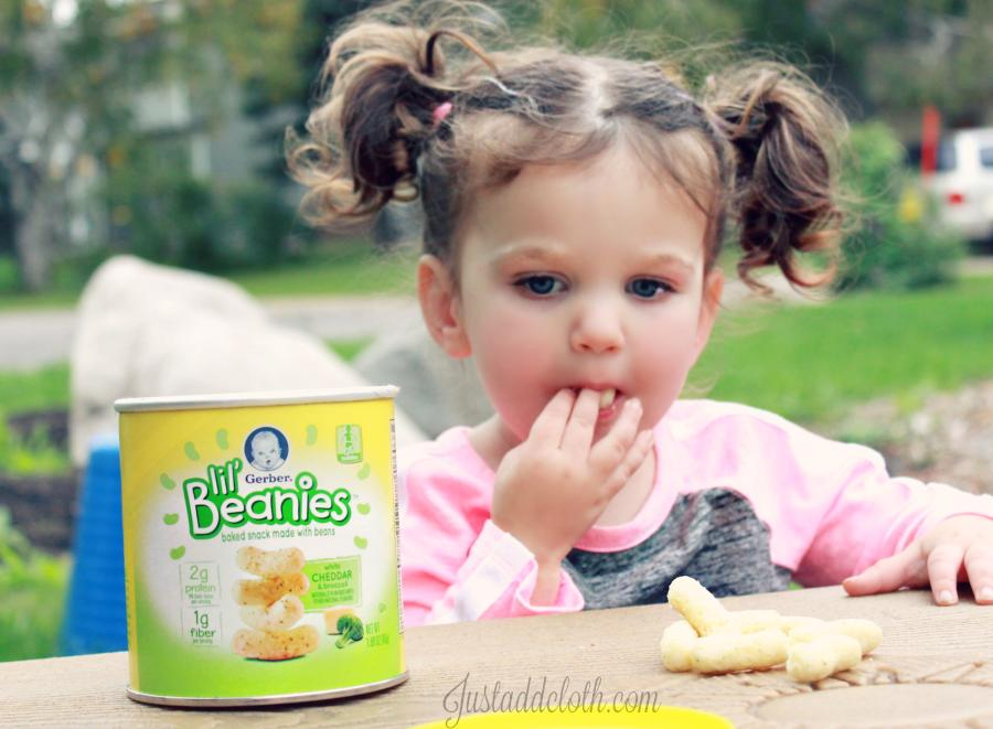 Gerber Lil' Beanies at your local Target. Made with beans! #Ad  https://t.co/4wbTk21skC #ibotta #coupon #rebate https://t.co/DAV2PNvEF7