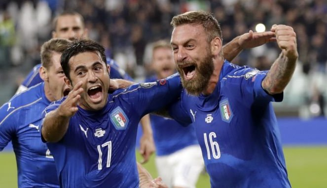 Video: Italia vs Tây Ban Nha