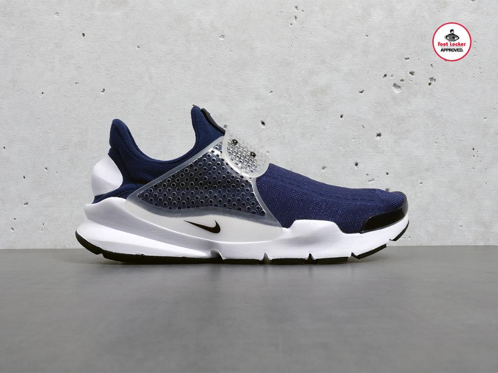 Midnight Navy #Nike Sock Dart