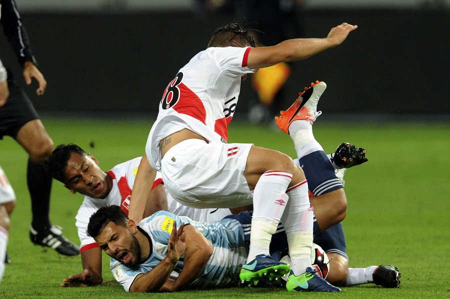 Empató Argentina