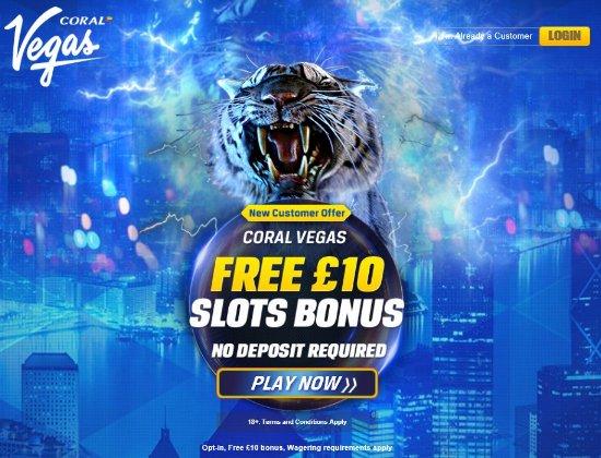 Coral Vegas Bonus