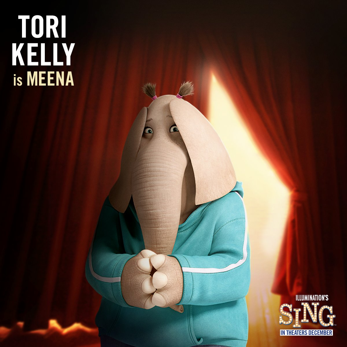 Only Film Media On Twitter New Promo Pics For Sing 2016 Musical Film Reesewitherspoon Sethmacfarlane Torikelly