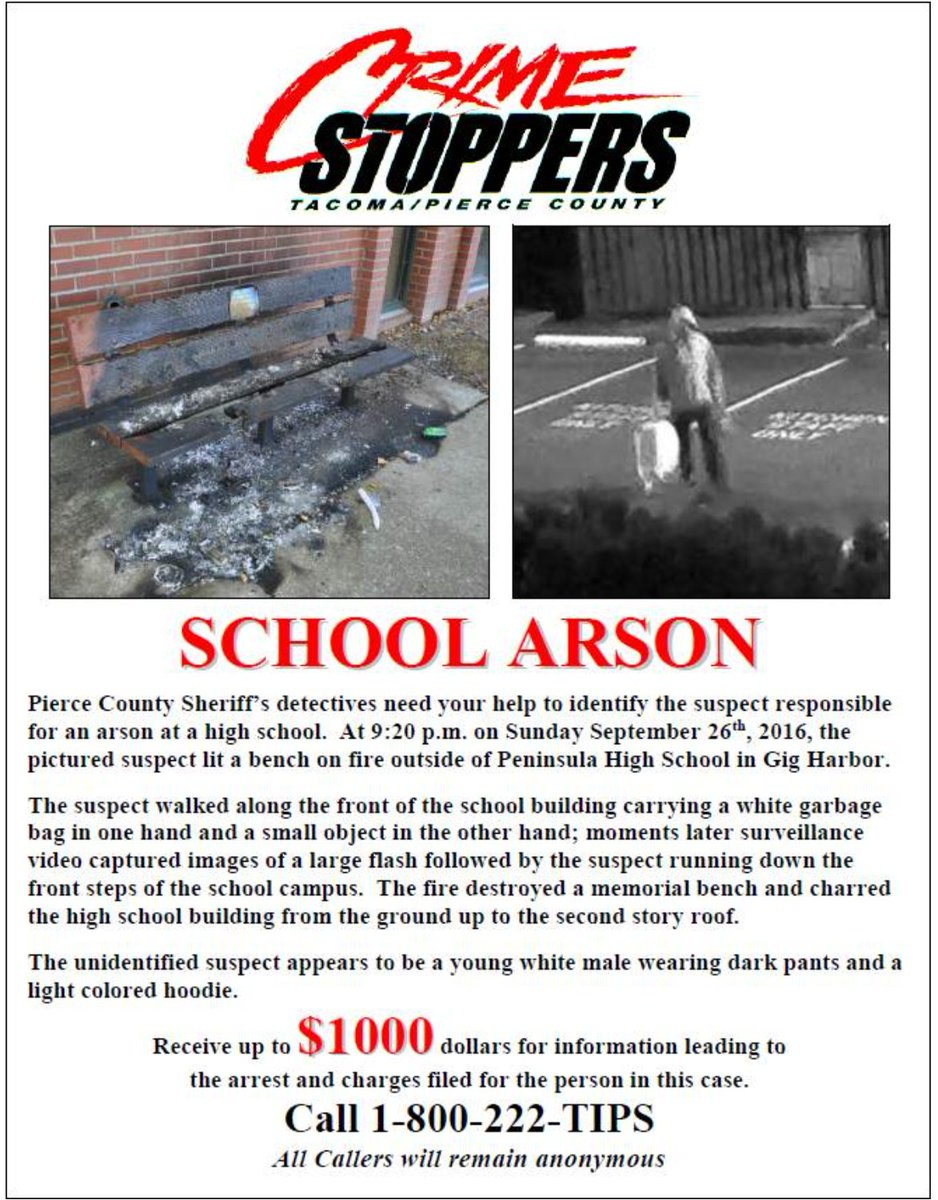 school on fire a crime story