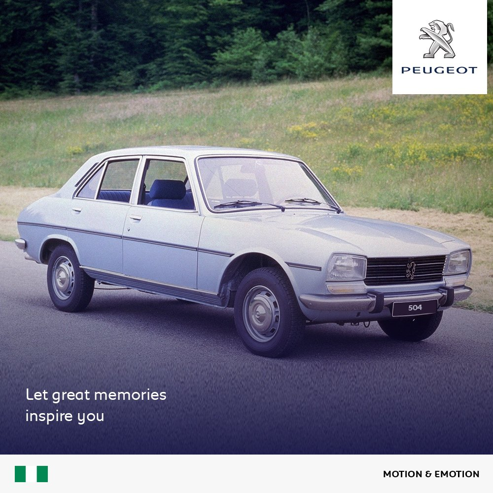 Peugeot Nigeria On Twitter The Peugeot 504 Presents The Longest
