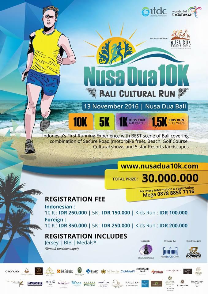 Nusa Dua 10K