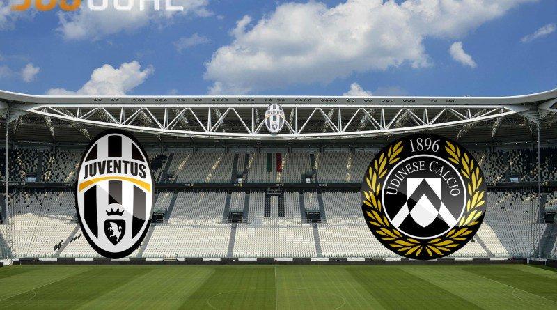 Juventus-Udinese (Serie A): Diretta Tv e Streaming Gratis
