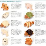 これ目的で行きたくなる?京都水族館のカフェで売られている「すいぞくパン」がかわいい!