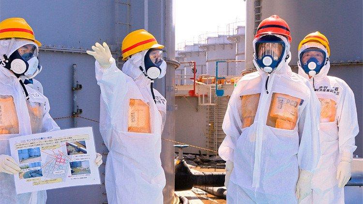 Fuga di acqua radioattiva a Fukushima