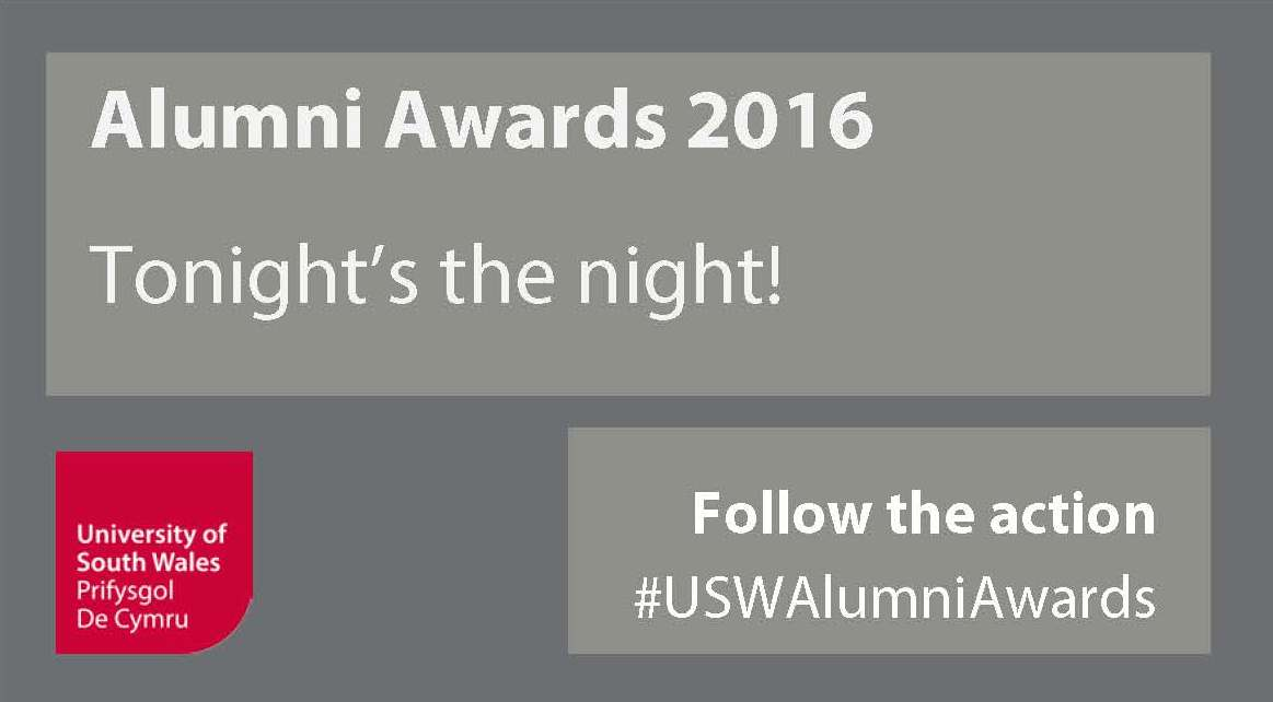 Follow the action tonight #USWAlumniAwards - #Inspirational #Transformational #RecognitionWhereItsDue https://t.co/Os226zqn49