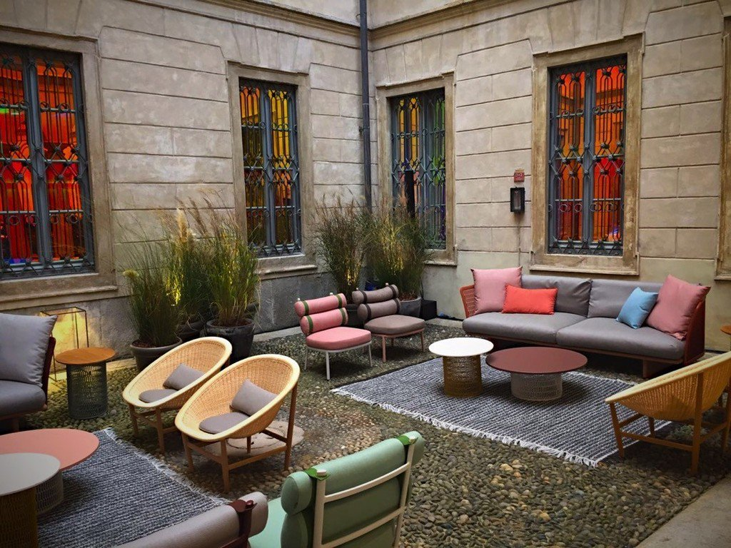 Kettal on twitter elle decor grand hotel si presenta for Hotel elle decor