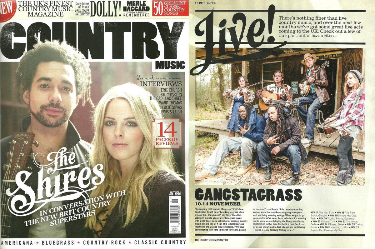 Exeter Phoenix On Twitter Country Music Magazine Are Excited About