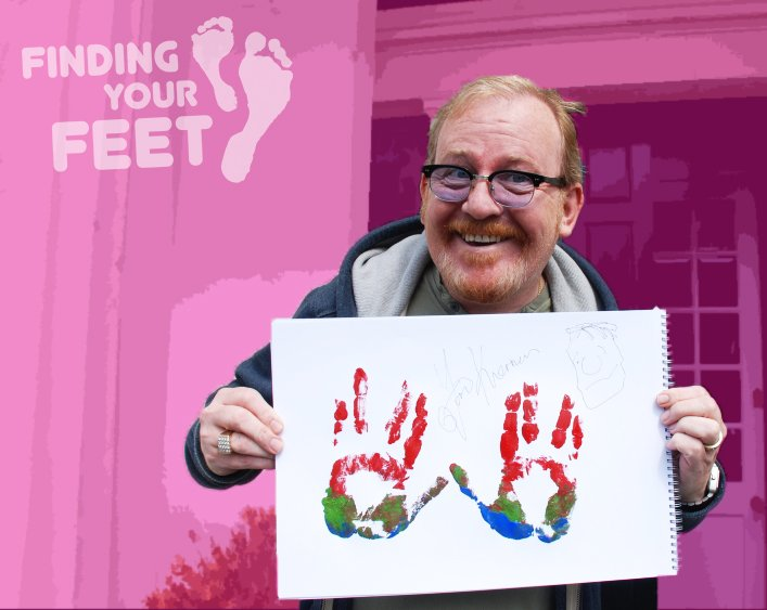 finding your feet - photo #8