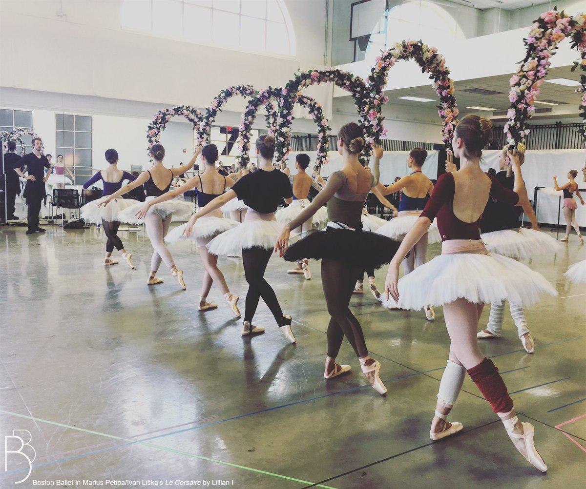 Boston Ballet On Twitter The Jardin Anime In Bblecorsaire Is