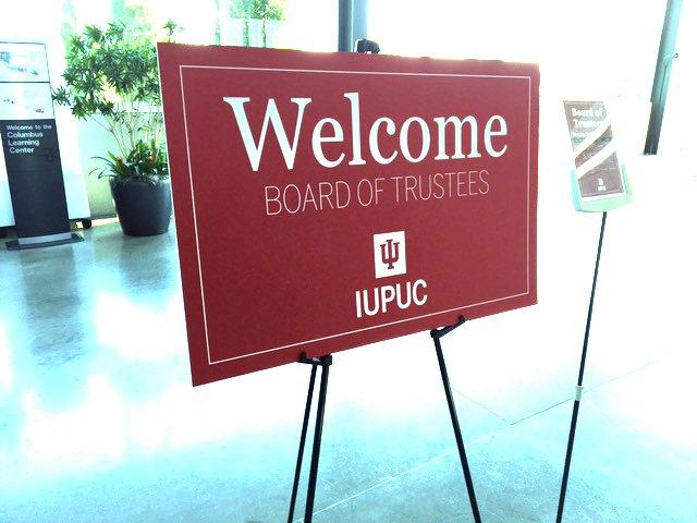 Thumbnail for October IU Board of Trustees Meeting Recap