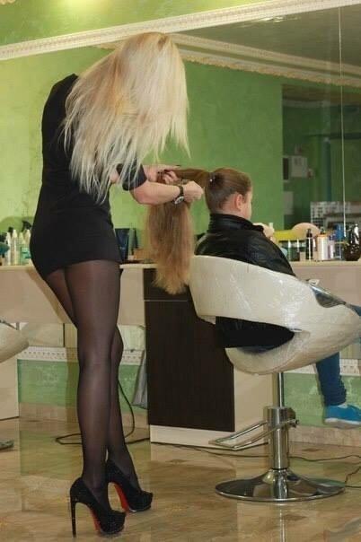 Порно видео с парикмахерами — photo 9
