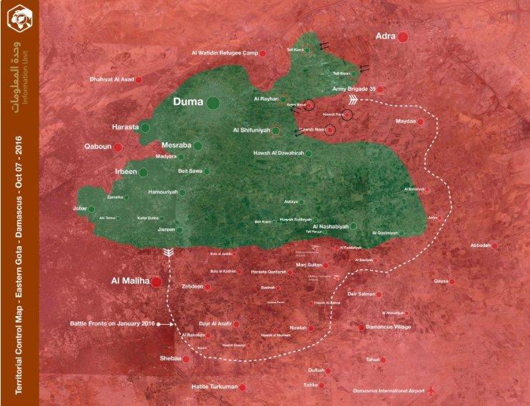 Syrian Civil War: News #10 - Page 2 CuKyza-WcAAzmsI